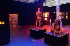 Bodysuit-Stylings für Danceperformance bei KONIKA-MINOLTA