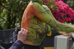 Bodypainting BUGA-BAELLE MakingOf