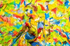 COLOURLISA (Bodypaintingmodell: Lisa / Fotograf: Dennis Largo Schulz)