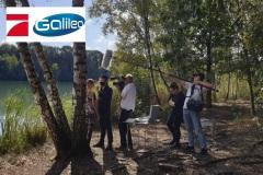 NATURE ART TV-Dreh PRO7-GALILEO
