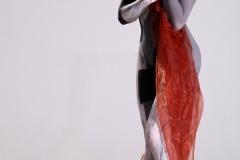 Bodypainting für Kalenderproduktion STERNZEICHEN / Jungfrau