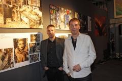 Ausstellung WORKING ART bei ELEKTROMA GmbH