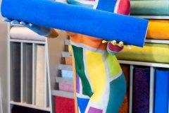 BODYPAINTING ART Marketing VORWERK-FLOORING (Bodypaintingmodell: Nina / Projektfotograf: J. Burger)