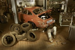 WORKING ART - Kfz-Werkstatt / Bodypainting meets Business