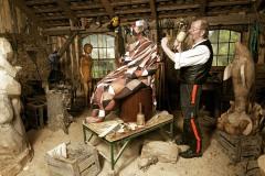 WORKING ART - Bildhauer / Bodypainting meets Business