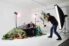WORKING ART - Fotograf / Bodypainting meets Business
