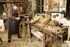 WORKING ART - Tischler / Bodypainting meets Business