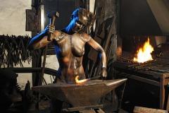 WORKING ART - Schmiede / Bodypainting meets Business