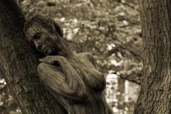 BODYART Kunstperformance WUNSTORF  (Aktmodell: Karo / Fotograf: A. Grosse-Strangmann)