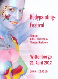 BODYPAINT EVENT