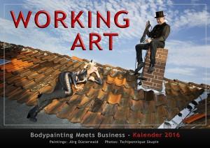WORKING ART Kalender 2016