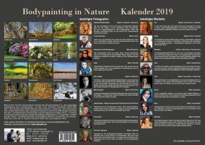 Wandkalender_BODYPAINTING_IN_NATURE_Info_2019