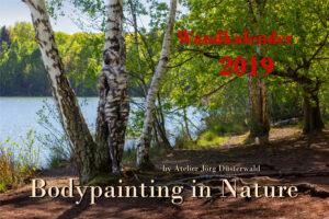 Wandkalender_BODYPAINTING_IN_NATURE_Titel_2019